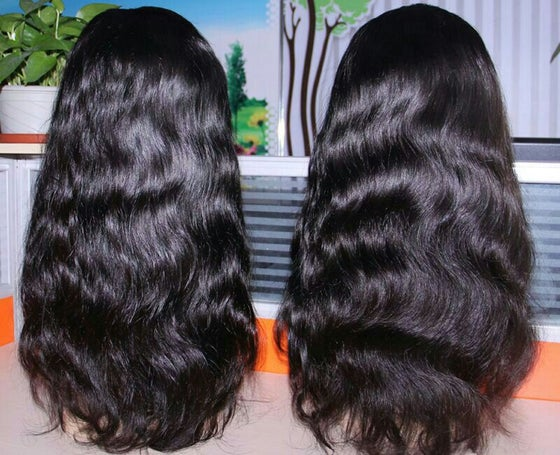Image of WIGS (LACE FRONT & FULL FRONT)