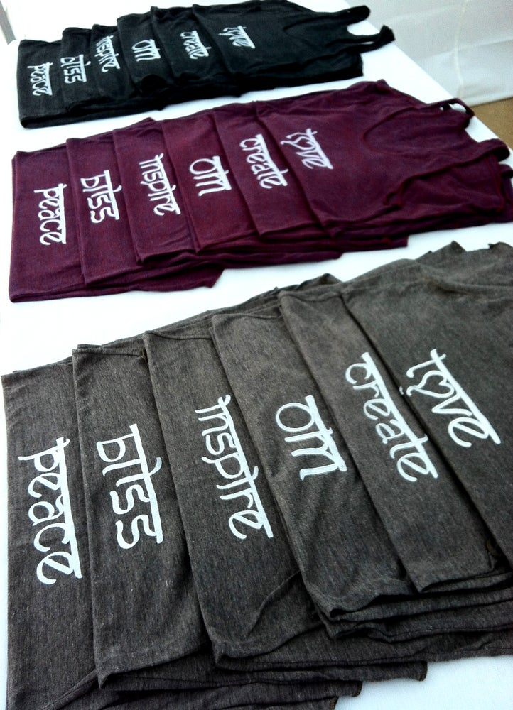 Image of Bliss Mantra Tank Top