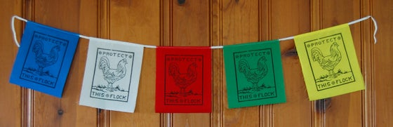 Image of Rooster Flags