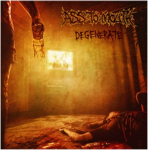"""Image of ASS TO MOUTH """"Degenerate"""" - LP"""
