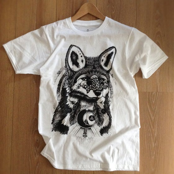 Image of Black Fox T-shirt