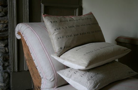 Image of Bespoke Cushion