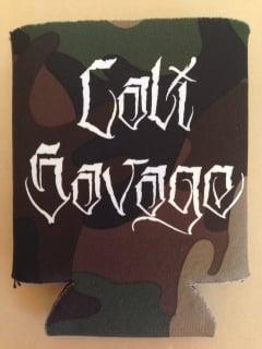Image of Camo Cali Savage Koozie