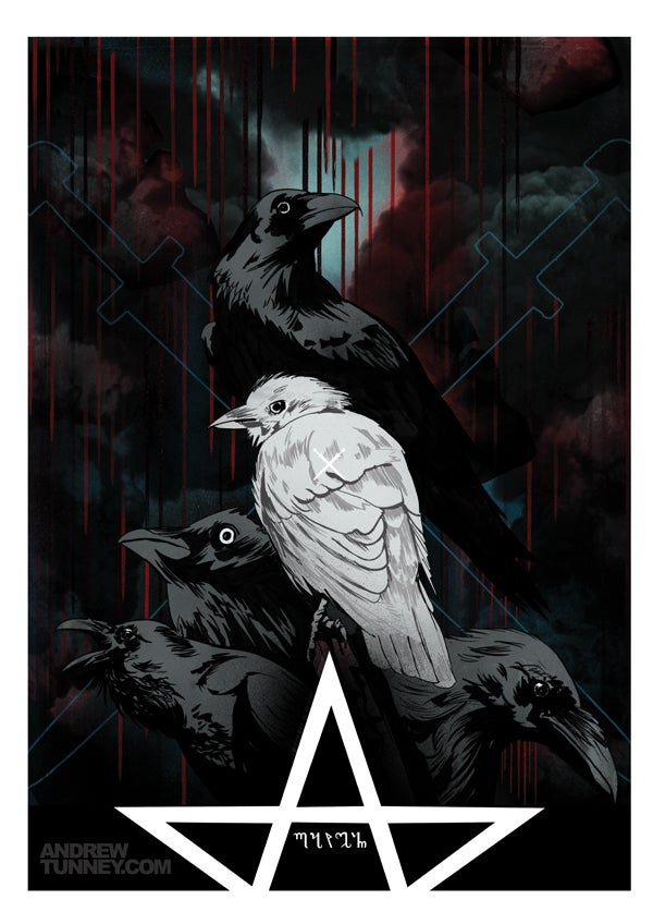 Image of CULT - Raven