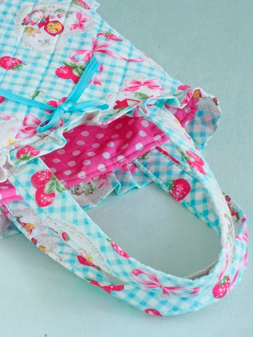 Image of PDF Only - Thank Heaven for Little Girls Purse