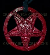 Image of Baphomet Necklace