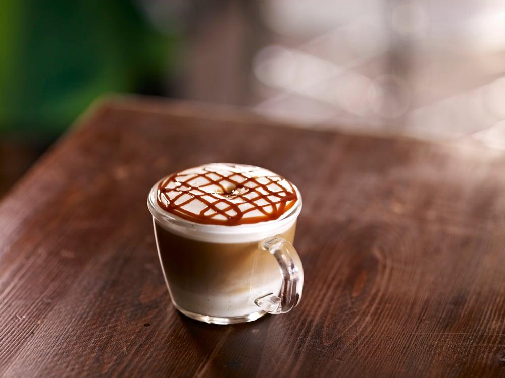 Image of Hazelnut and Coffee