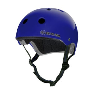 Image of PRO SKATE HELMET - gloss royal blue
