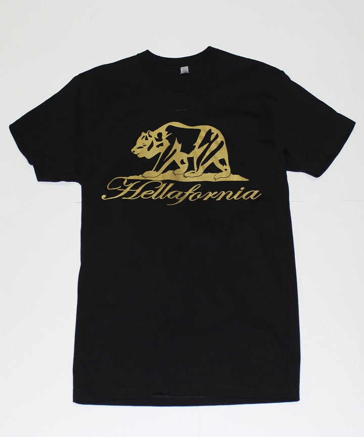 Image of Hellafornia Golden Bear