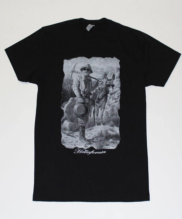 Image of Gold Miner Tee