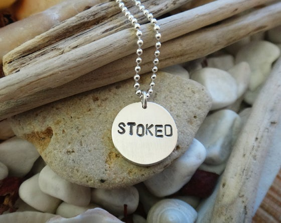 Image of Stoked Necklace