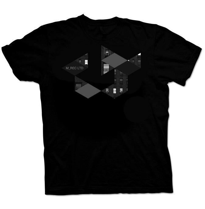 "Image of M_REC LTD ""WINDOWS II"" T-SHIRT"