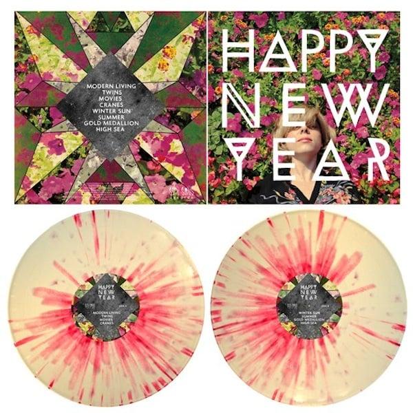 Image of Lia Mice 'Happy New Year' LP