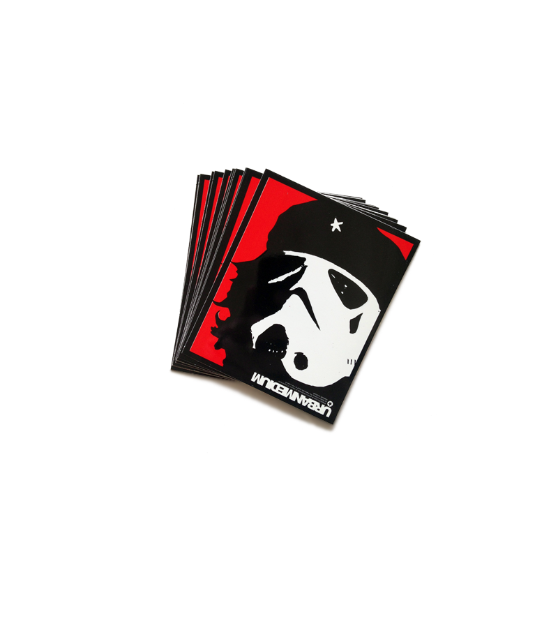 Image of CheTrooper Sticker Pack