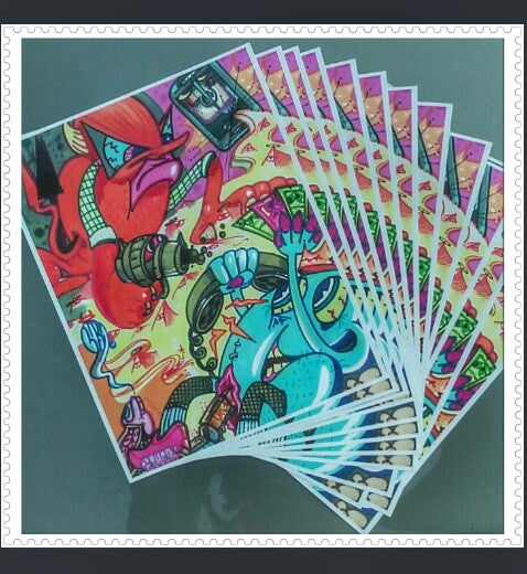 Image of Limited Addition Prints
