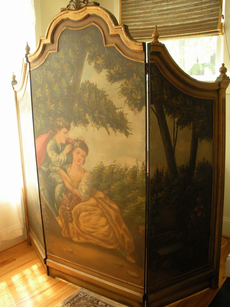 Image of Antique Screen