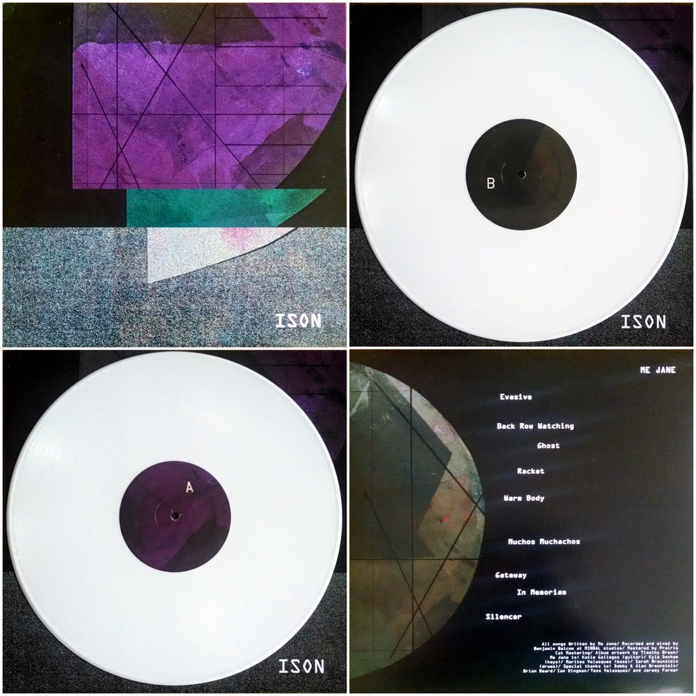 Image of ISON Limited Edition White Vinyl