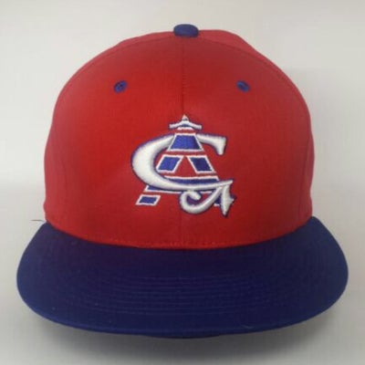 Image of CA Red/Blue Snapback