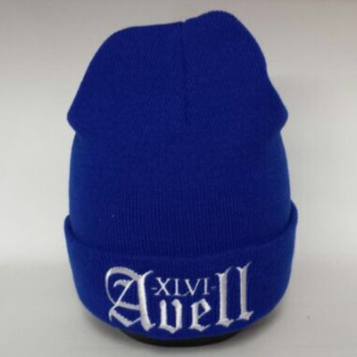 Image of XLVI Avell Blue/White Beanie