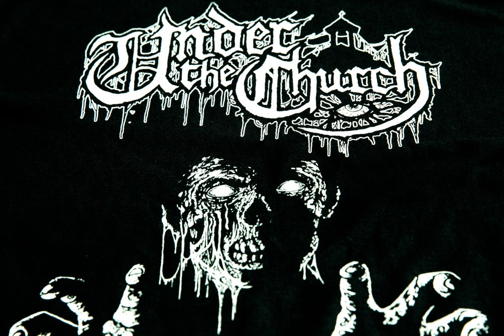 "UNDER THE CHURCH ""The Zombie"" T-Shirt"