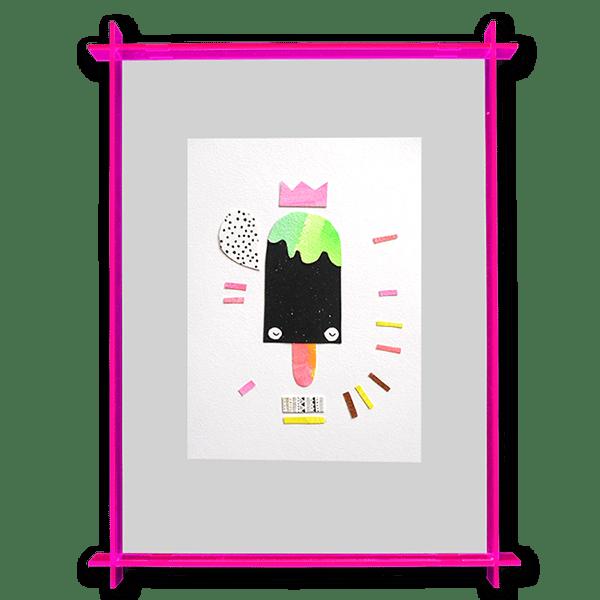 Image of Popsicle - Original Artwork