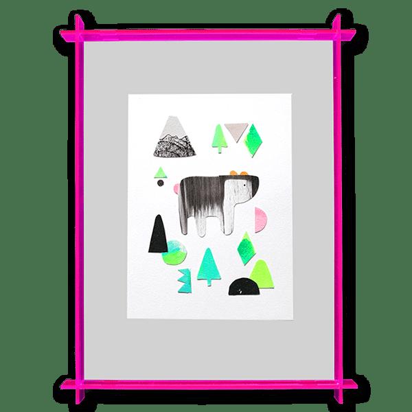Image of Forest Bear - Original Artwork