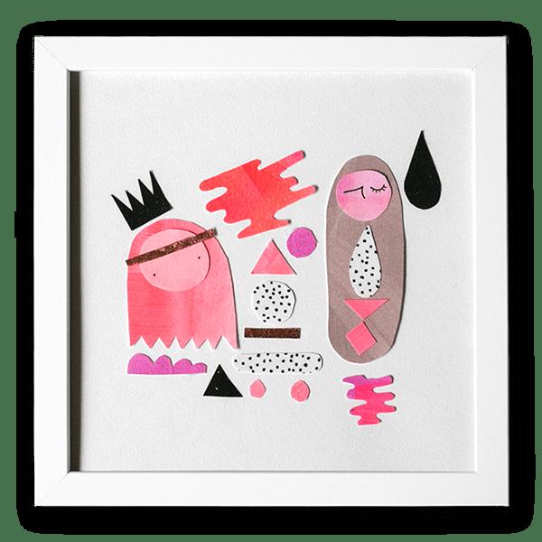 Image of Girls - Original Artwork