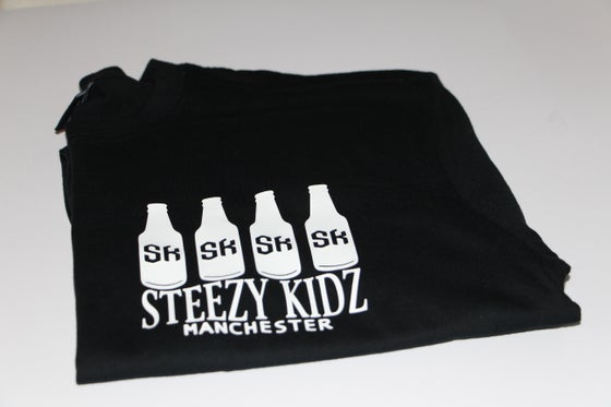 Image of Steezy Kidz 'Alcohol Bottle' Tee SS14