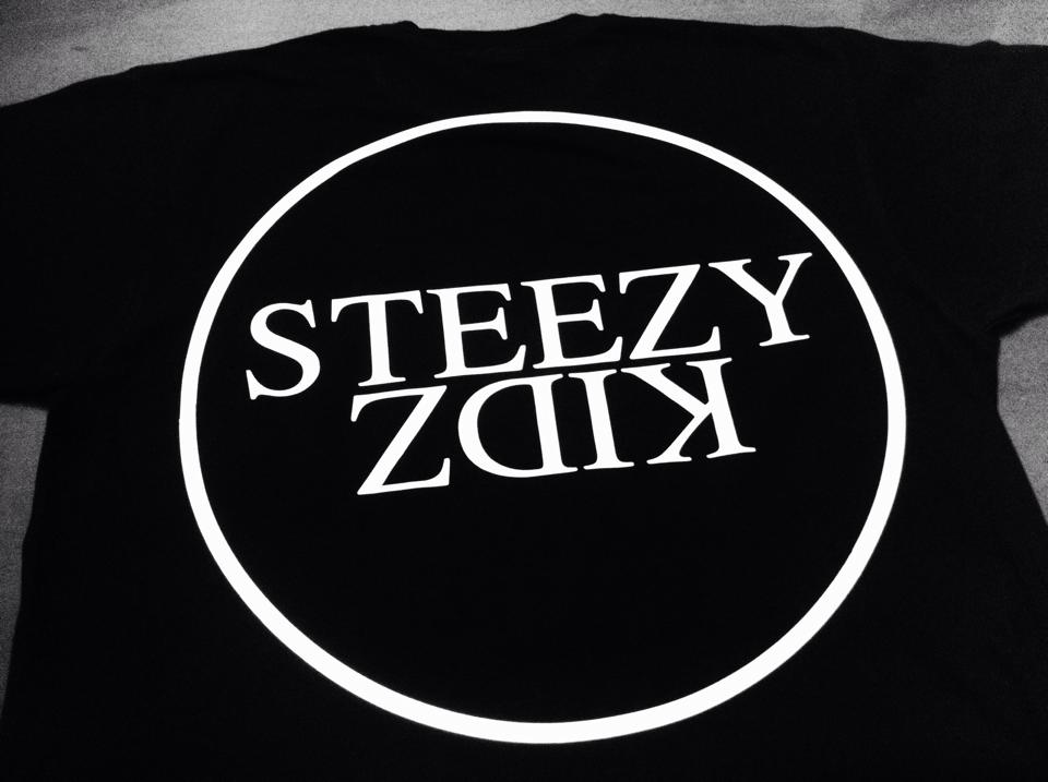 Image of Steezy Kidz Back Print Tee SS14