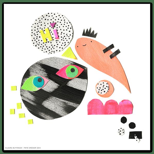 Image of Hi - Limited Edition Print