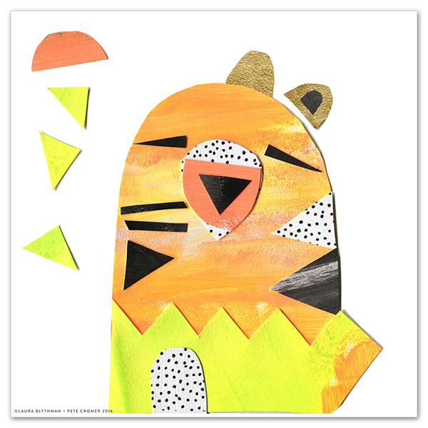 Image of Tiger - Limited Edition Print