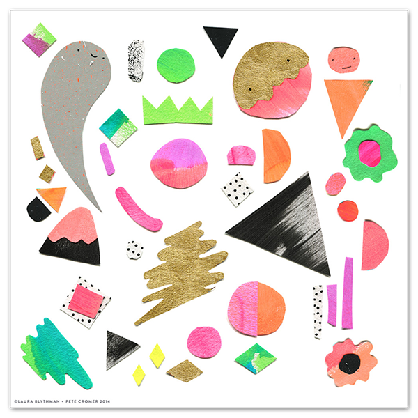 Image of Pattern Party - Limited Edition Print