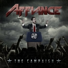 "Image of AFFIANCE ""THE CAMPAIGN"" CD"