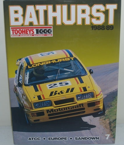 Image of Bathurst 1988. The Longhurst Sierra