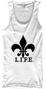 Image of L.I.F.E.© ALL RIGHTS RESERVED BY L.I.F.E. TANK TOPS
