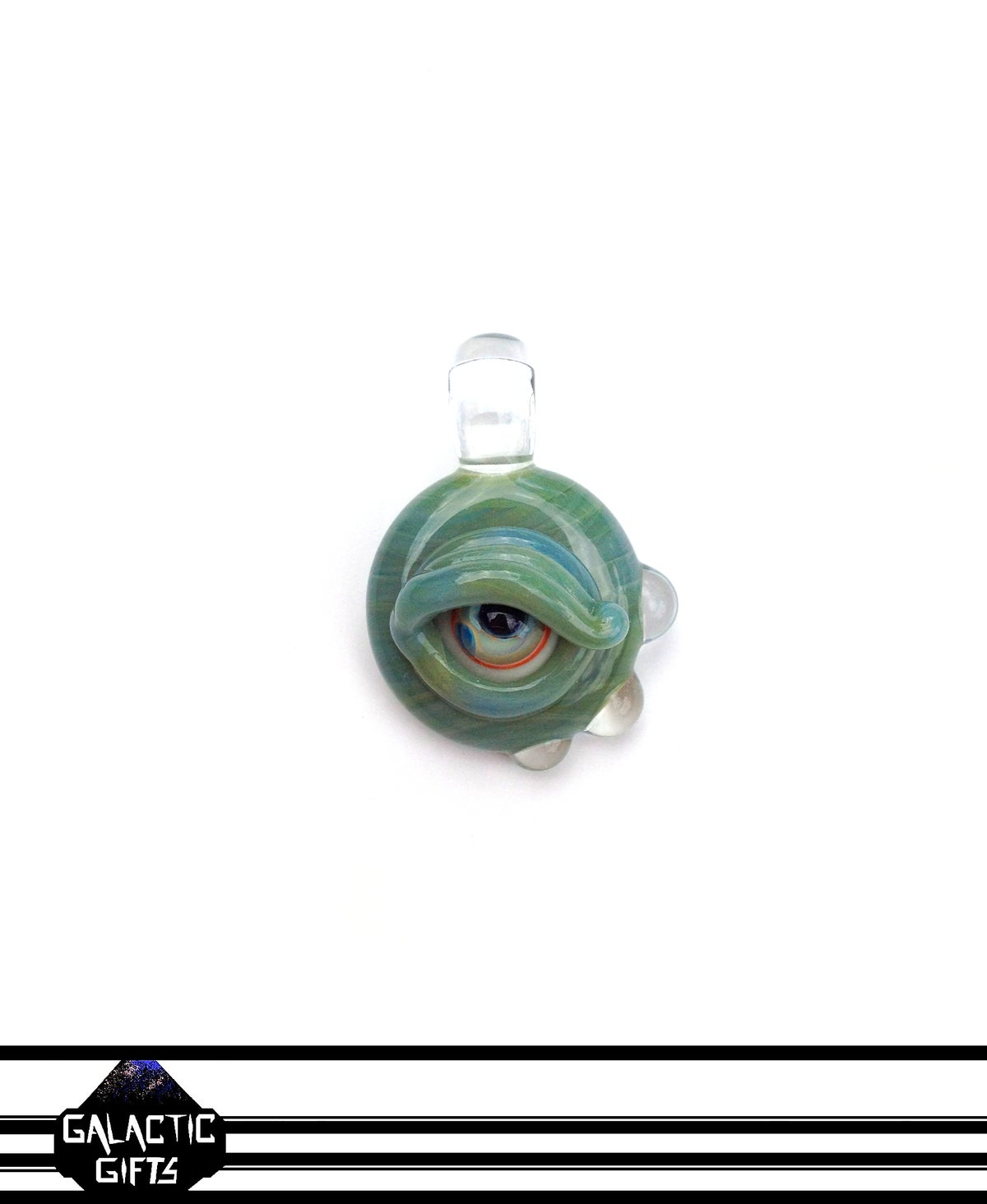 Image of Zach Strasburg Eye Pendant