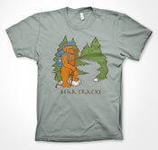 Image of Hiking Bear