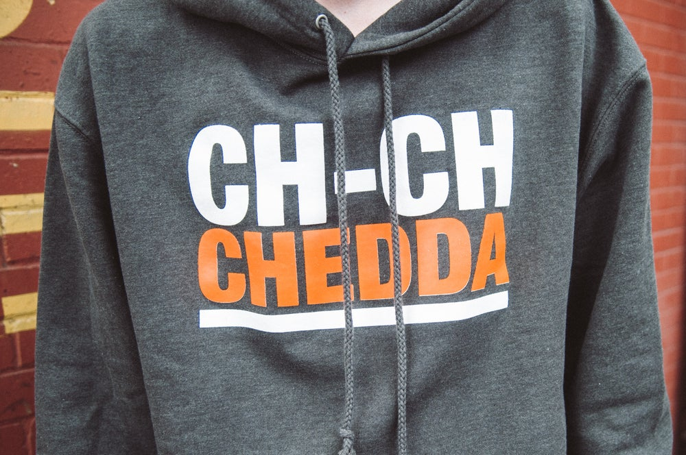 """Image of """"CH-CH-CHEDDA"""" Hoodie"""
