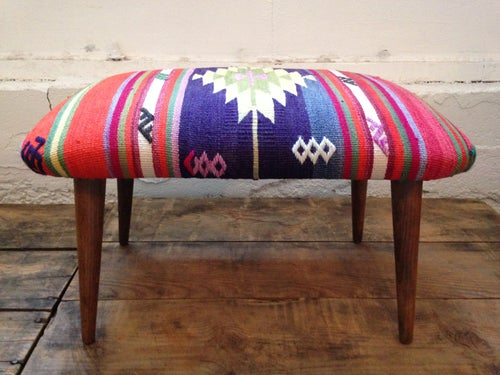 Image of Kilim Bench | Small