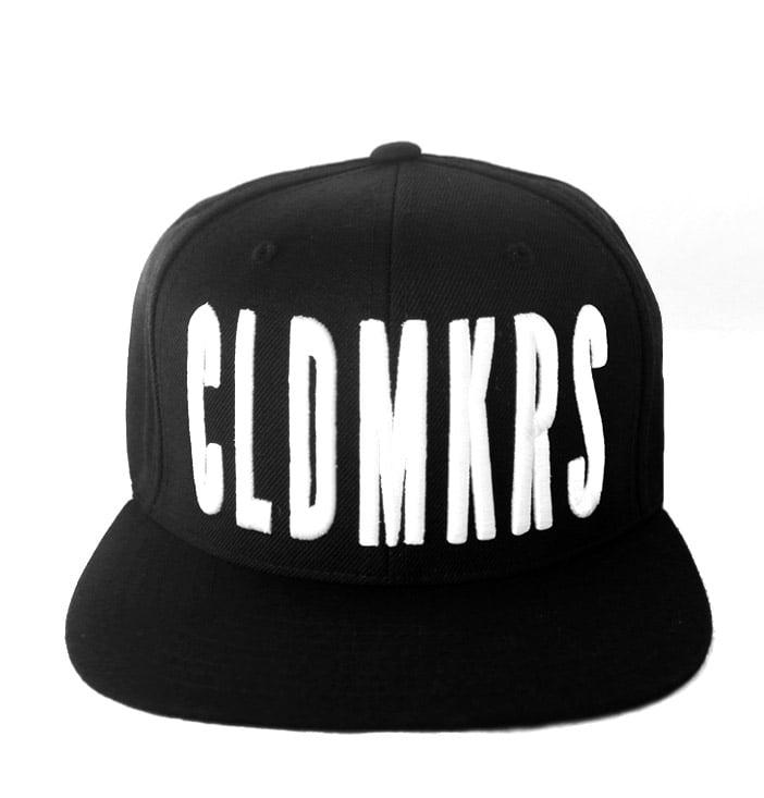 Image of CLDMKRS - WHITE - SNAPBACK