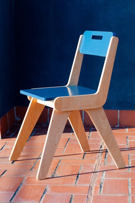 Image of v chair