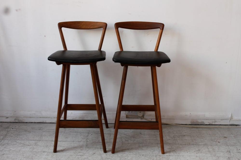 Image of 1960's bar stool
