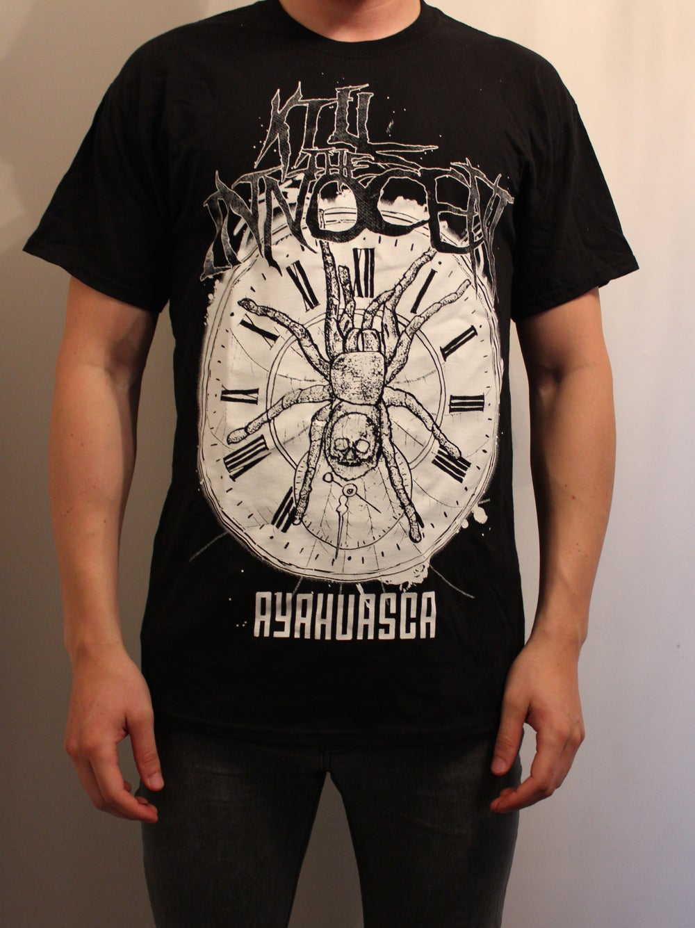 Image of Kill The Innocent - Black Widow Tee