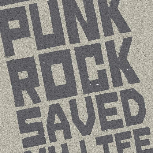 Image of Punk Rock - A3 Print