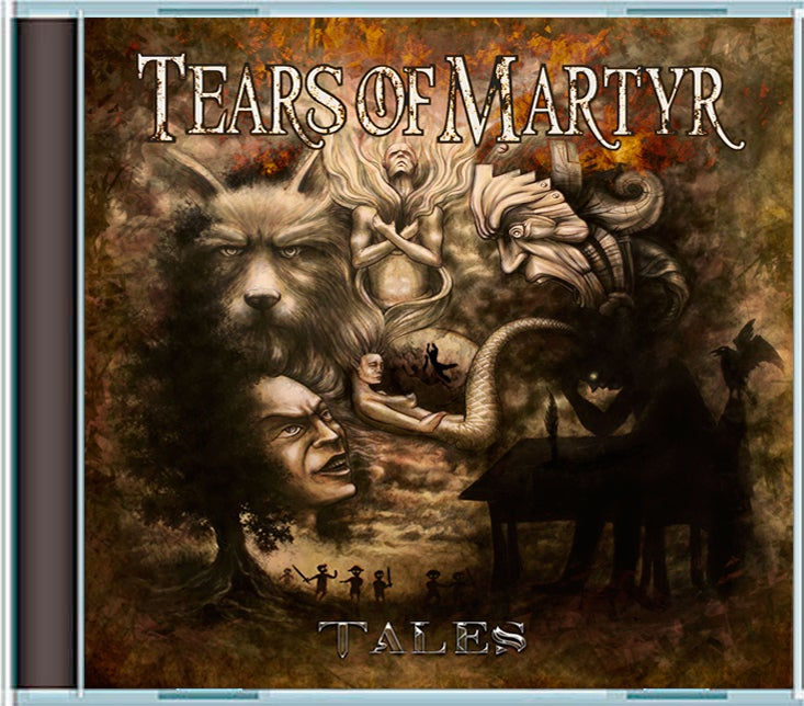 Image of Tales CD