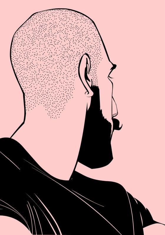 Image of Print: Turned Away