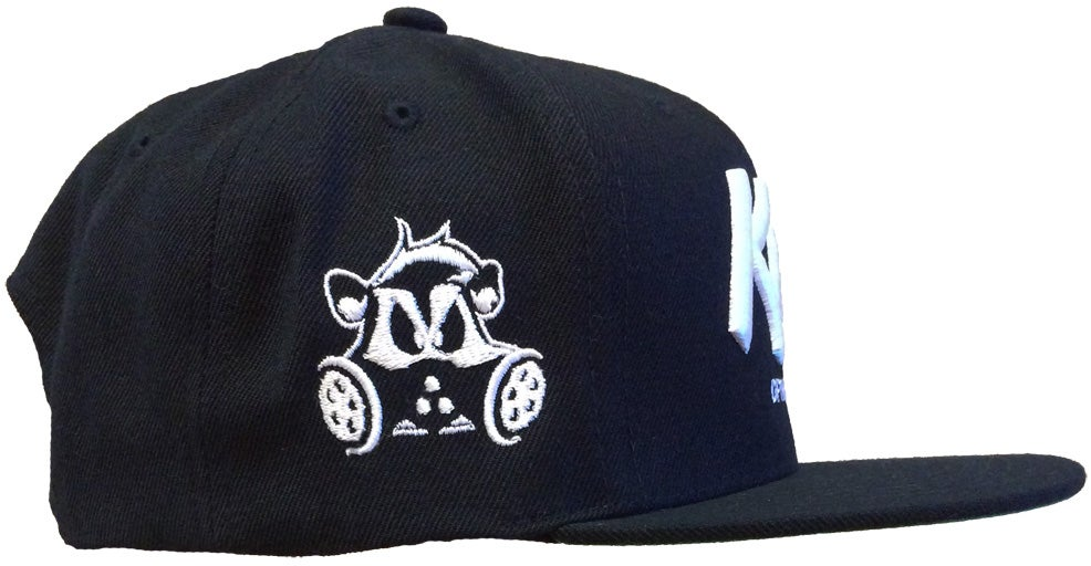 Image of Kings Snapback Hat  | BLACK