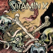 Image of VITAMIN X - full scale assault LP