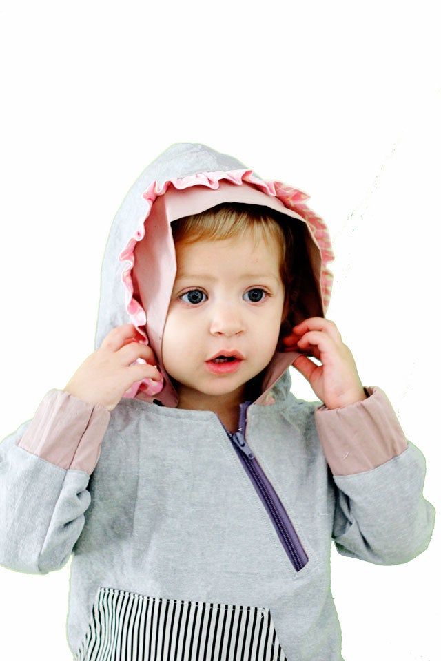 Image of the EXPLORER HOODIE kids size 18M to 10