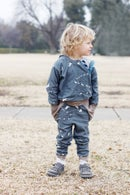Image 1 of the EXPLORER HOODIE kids size 18M to 10